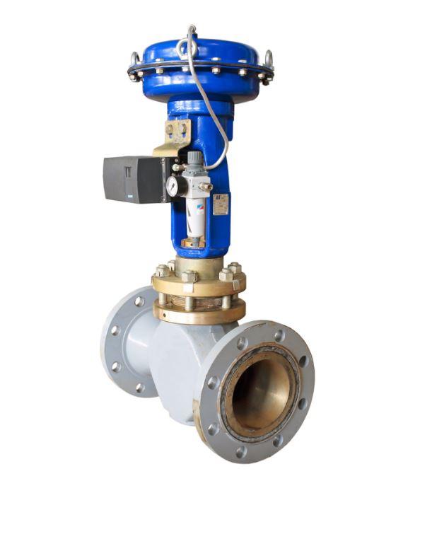Control valve Calibrations