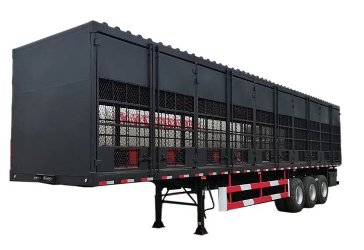 Special application trailers