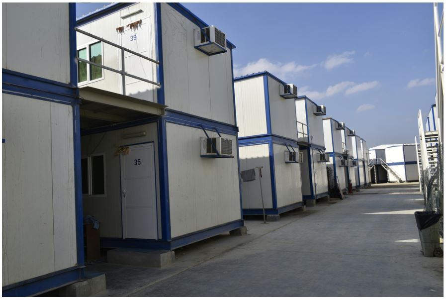 Living camps