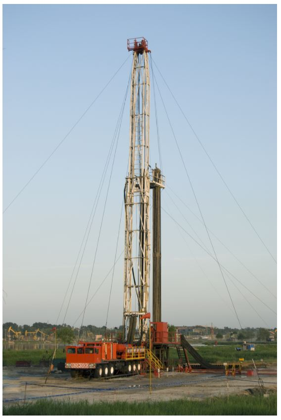 Mast New Fabrication Overhauling