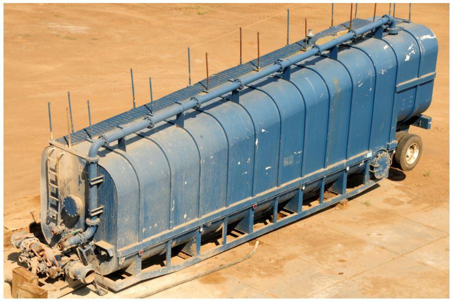 Frac tank