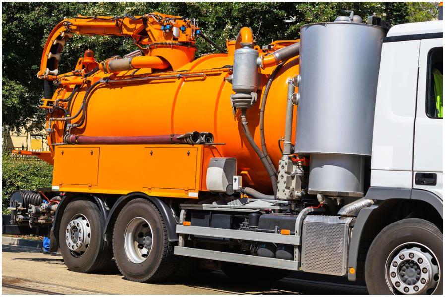 Sewage mobile tanks