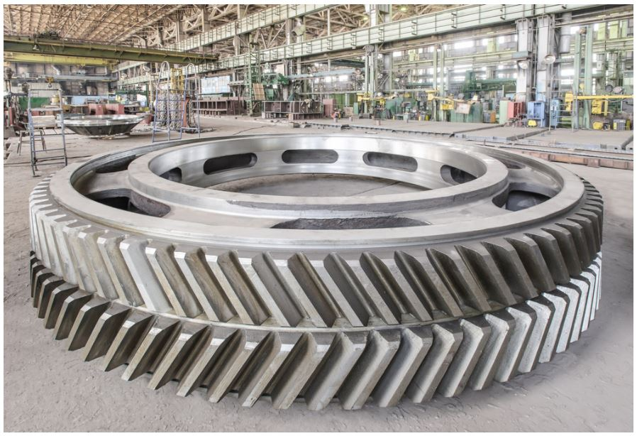 Gear manufacture(Helical, Spur)