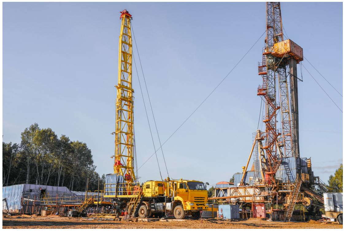 Drilling rig complete Overhauling