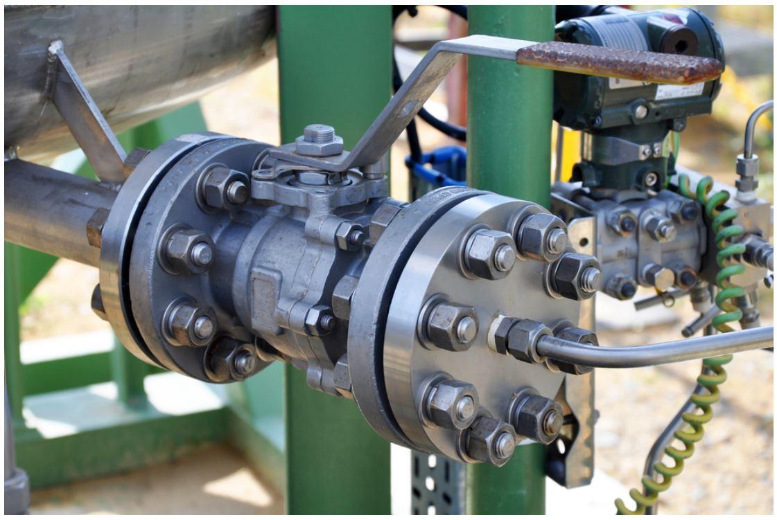 Ball valve Calibrations
