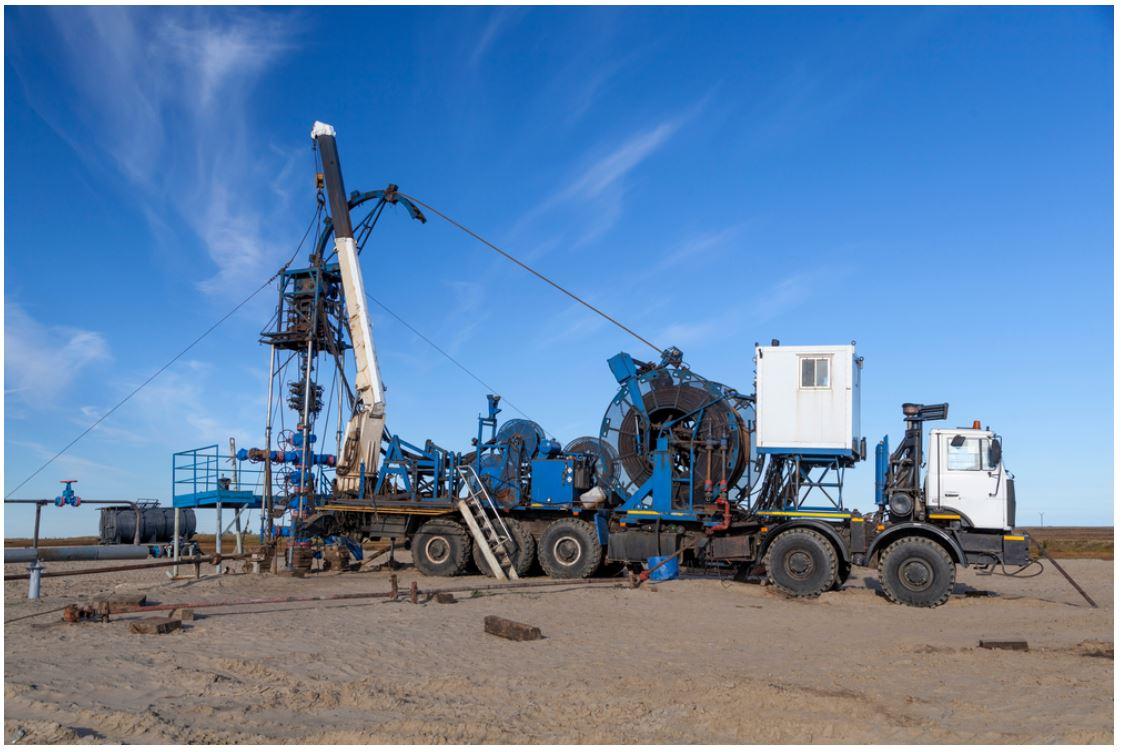 Coil tubing rig overhauling
